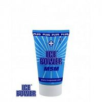 IcePower Plus Cold Gel MSM 100ml