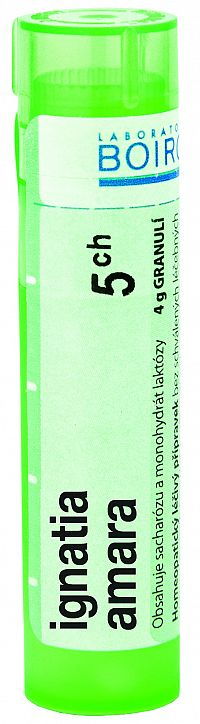 Ignatia Amara CH5 granule 4g