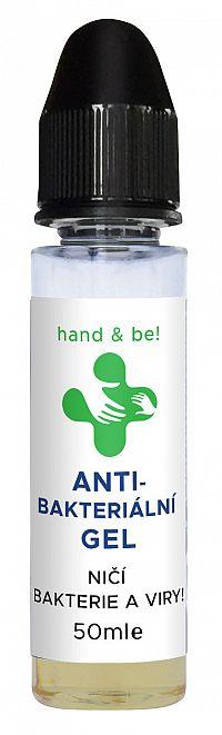 Imperia Bios Antibakterialny gel na ruky 50ml
