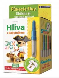 Imunit HLIVA s Rakytníkom pre deti JACK HLÍVÁK tbl 60 ks + Darček zadarmo 1x1 set