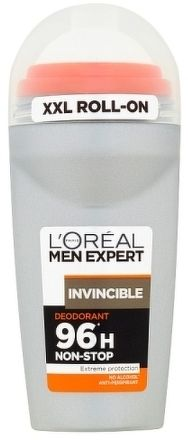 INVINCIBLE antiperspirant roll-on pro muže ml