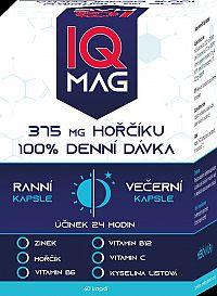 IQ MAG ráno a večer 60cps