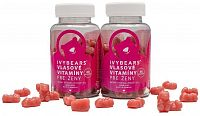 IVY Bears vlasové vitamíny pre ženy 2x60ks