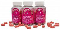 IVY Bears vlasové vitamíny pre ženy 3x60ks