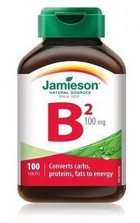 J-Vitamin B2 100mg 100 tbl.