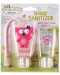 Jack N´Jill Antibakteriálny gél na ruky pre deti Koala 2x29ml