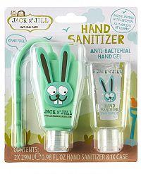 Jack N´Jill Antibakteriálny gél na ruky pre deti Zajko