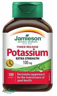 Jamieson Draslík 100 mg s postupným uvoľňovaním 100 tbl.