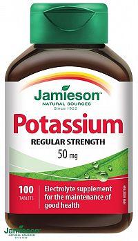 Jamieson Draslík 50 mg 100 tbl.