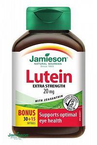 Jamieson Luteine Z 20 mg 45cps