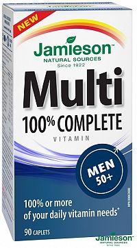 Jamieson Multi Complete Men 50+ 90 tbl.