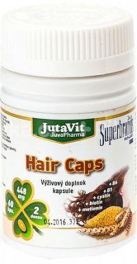 JutaVit Hair Caps 60 kapsúl