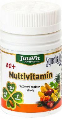 JutaVit Multivitamín 50+ tbl 1x45 ks