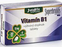 JutaVit Vitamín B1 30 tbl