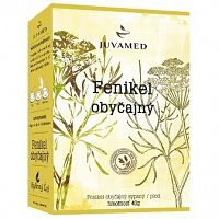 Juvamed Fenikel obyčajný - plod, 40g