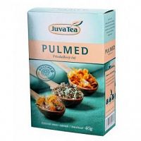 Juvamed Pulmed prieduškový čaj, 40g