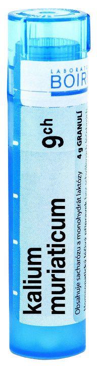 Kalium Muriaticum CH9 granule 4g