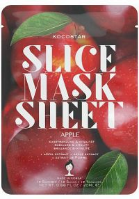 Kocostar Slice mask sheet (Jablko)