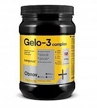 kompava GELO-3 COMPLEX príchuť pomaranč 390g