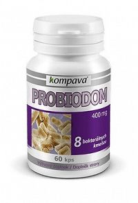 kompava PROBIODOM cps 400 mg 60 ks