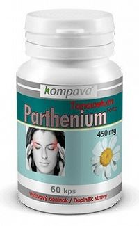 Kompava Tanacetum Parthenium Forte 60 kapsúl