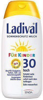 LADIVAL Children SPF 30 ochranné telové mlieko 1x200 ml