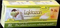 LAKTAZAN tablety tbl enzým laktáza s príchuťou mäty 30 ks