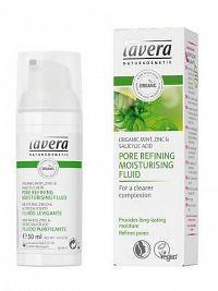 lavera Póry zjemňujúci hydratačný fluid 50 ml
