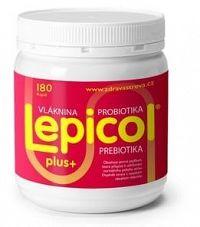Lepicol PLUS tráviace enzýmy 180g prášok