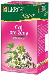 LEROS Natur Čaj pre ženy 20x1,5g