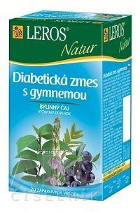 LEROS NATUR PRE DIABETIKOV S GYMNEMOU 20x1 g