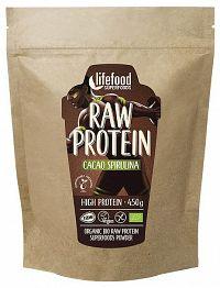 Lifefood RAW PROTEIN BIO RAW kakaový 450g