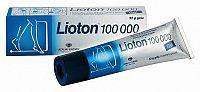 LIOTON gel 100 000 50 g