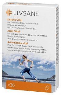 Livsane Podpora pre zdravé kĺby 30 tabliet