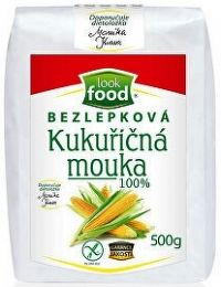 Look Food Bezlepková kukuričná múka 500g