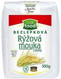 Look Food Bezlepková rýžová múka 500g