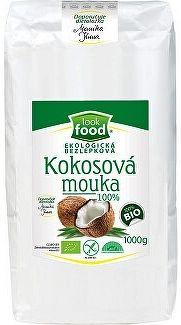 Look Food Ekologická bezlepková kokosová múka 1000g