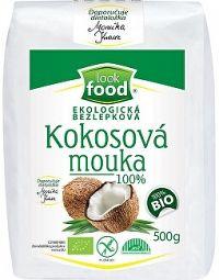 Look Food Ekologická bezlepková kokosová múka 500g