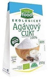 Look Food Ekologický agávový cukor 100% BIO 250g