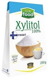 Look Food Xylitol 100% 250g