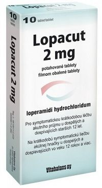 Lopacut 2 mg tbl flm 10 ks