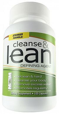 Max Muscle Cleanse and Lean 100kps