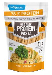 Maxsport Protein pasta Quinoa fetuccine BIO 200g