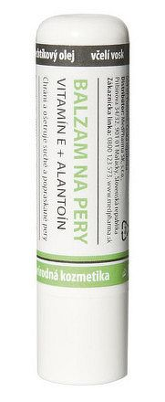 MedPharma BALZAM NA PERY s vitamínom E + alantoínom, 1x4,8 g