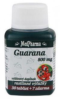 MedPharma Guarana 800mg 30+7tbl zadarmo