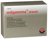 MILGAMMA tbl obd 50 mg/250 µg 100 ks
