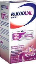 Mucodual sirup 100ml