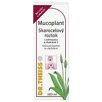 Mucoplant Skorocelový sirup s echinaceou a vit. C 100 ml