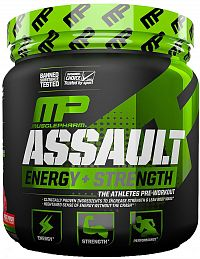 MusclePharm Assault Sport blue raspberry 345g
