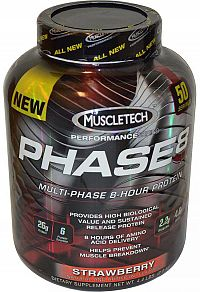 MuscleTech Phase8 cookies&cream 2100g